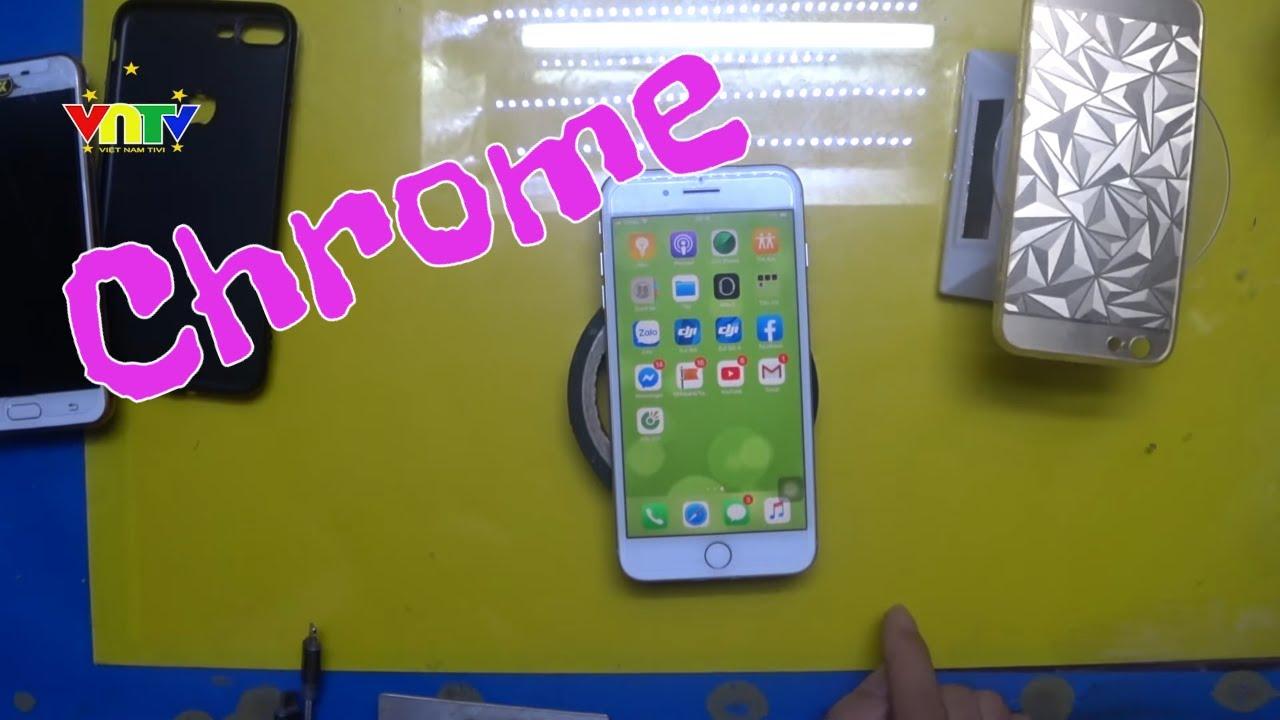 Cách tải và cài đặt sử dụng trình duyệt chrome cho iphone ios
