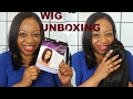💐🍁My New Wig Unboxing🍁🌺 Wiggit.co.uk. Alicia 1B Natural Black
