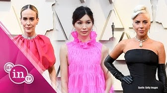 Red Carpet der Oscars: Diese Kleider stachen heraus!