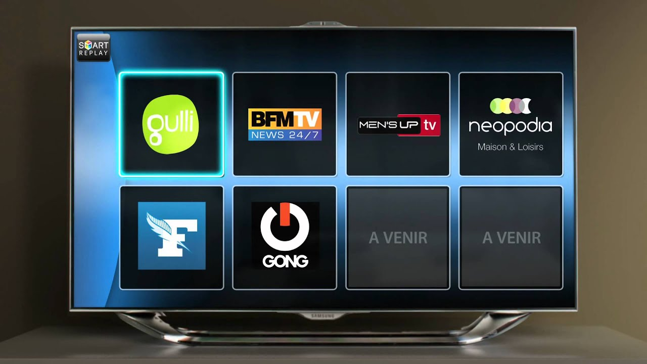 comment regarder m6 replay sur smart tv philips