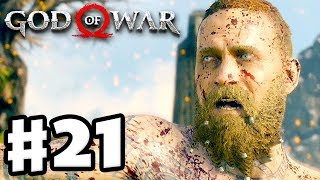 Baldur's Back! - God of War - Gameplay Walkthrough Part 21 (God of War 4)