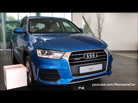 Audi Q3 8U 2017 Real life review