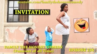 INVITATION (Family The Honest Comedy)(Episode 134)