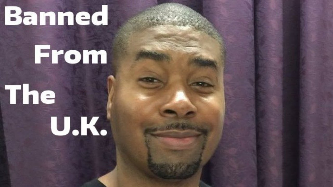 Tariq Nasheed Banned From The U.K.
