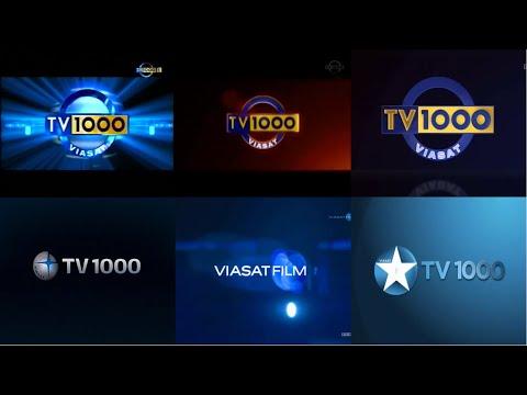 TV1000/Viasat Film ident compilations - part 2 (2000-now)