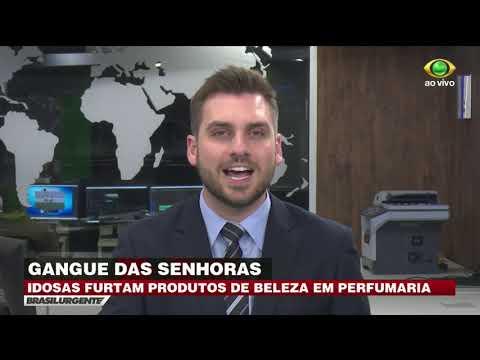 Gangue Das Senhoras Ataca Em Curitiba