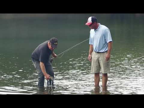 Wading & Floating For Trout On The Cumberland River
