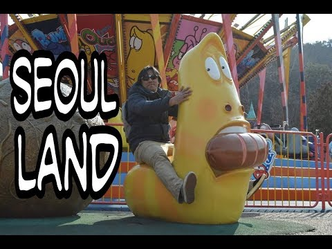 SEOUL LAND in SOUTH KOREA