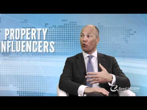 Property Influencers @ MIPIM 2012 - Anders Palmgren, Catella
