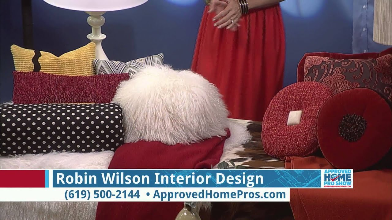 Basic Design Tips from Robin Wilson Interior Design on The Approved
