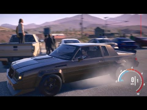 Need For Speed Payback Ep3 - Unlocking Customization / First Car Purchase