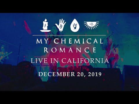 Theresarockface - Watch the My Chemical Romance Reunion Show Here