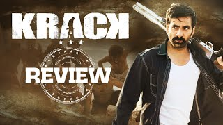 Krack Movie Review | Ravi Teja, Shruti Haasan | Thaman SS | Telugu Movies | Thyview