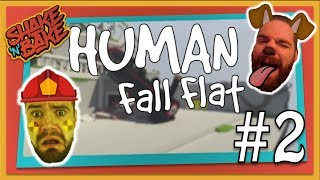 Human Fall Flat Multiplayer (Xbox One) - Team Building Exercise
