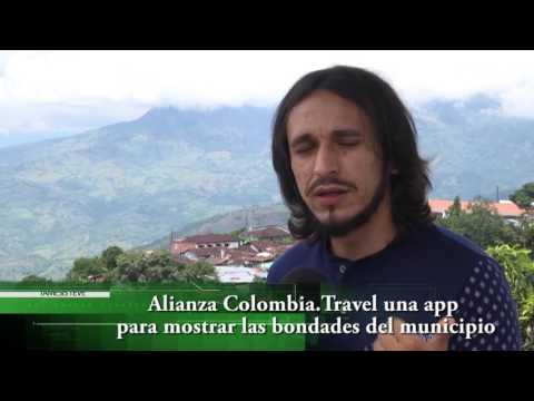 Alianza colombia.travel un aplicación para dispositivos móviles