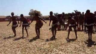 Great Traditional Dance, Zimbabwe, Africa