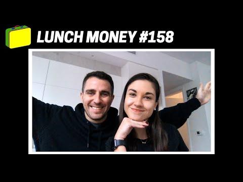 Lunch Money #158: Vaccine, ECB, Amazon, Chipotle, Internet, Starbucks & AskLM