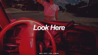 Look Here   BTS (방탄소년단) English Lyrics