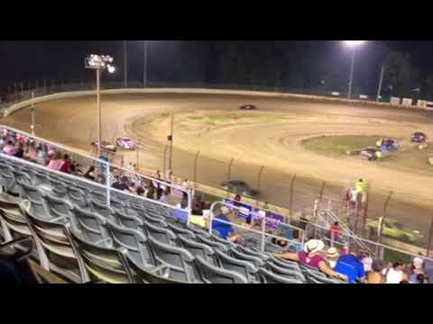 ‭6-30-18  PLYMOUTH SPEEDWAY, IN  CYBERS   - FEATURE