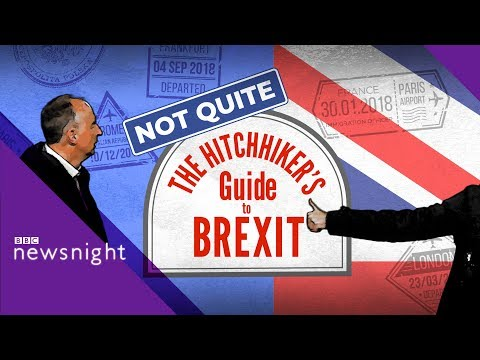 The big Brexit roadtrip: Scotland - BBC Newsnight