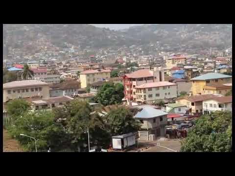 Sierra Leone garbage cleaning challenge