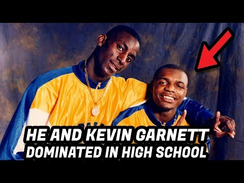 Meet Ronnie Fields: The Best High School Dunker to Never Play in the NBA?!
