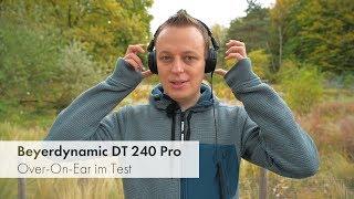 Beyerdynamic DT 240 Pro | Premium-Over-Ear Kopfhörer für 80 Euro? [Deutsch]