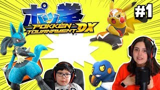 Pokken Tournament DX en Español Nuevo Pack de Batalla - Lucario Cae en Combate!!