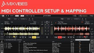 Cross DJ 2 Tutorial: MIDI Controller Setup & MIDI Mapping