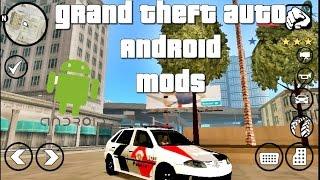 Gta San Andreas Android Mods!