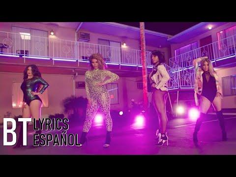 Fifth Harmony - Down ft. Gucci Mane (Lyrics + Español) Video Official