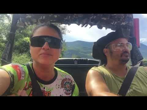 Cascata pedra branca e chapada do Vagalume - Itati - Três Forquilhas- UTV - Polaris