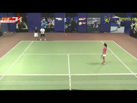 Chương trình hướng dẫn tennis Breakpoint Phần 15 - HLV Trương Quang Vũ