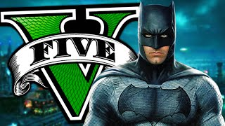 Soy BATMAN en GTA 5!! Grand Theft Auto V - GTA V Mods