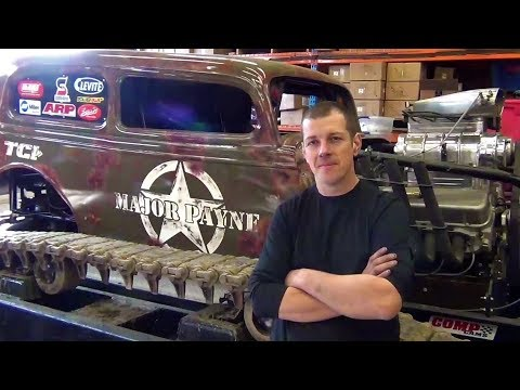Straight Up Racing-Major Payne Tank Unleashed 2018