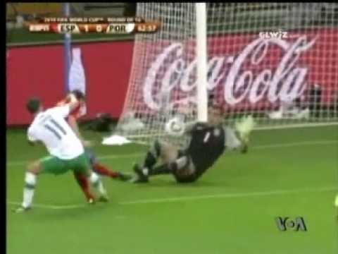 5 Best Goal of World Cup 2010