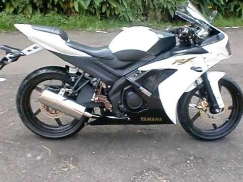 terbaru modifikasi motor sport vixion