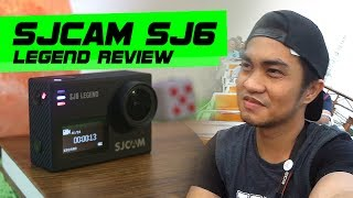 SJCAM SJ6 Legend Action Camera Review | Test Footage