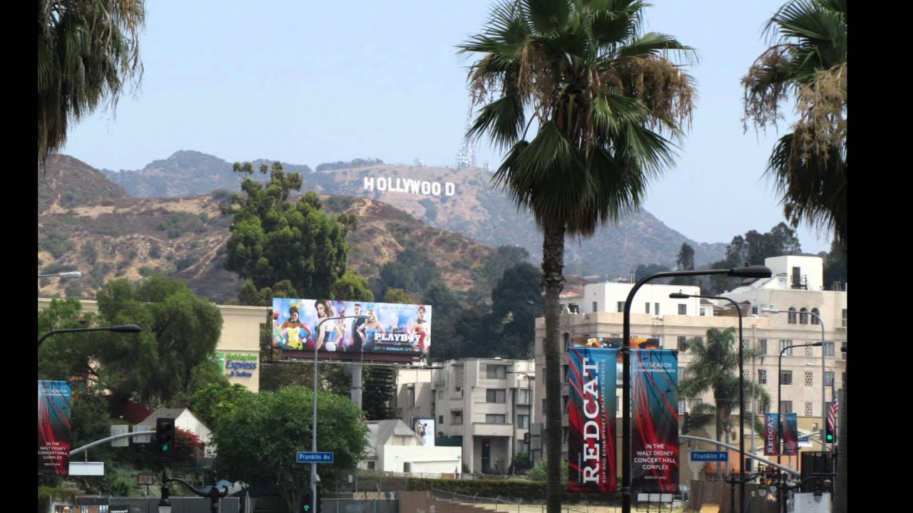 hollywood los angeles california youtube