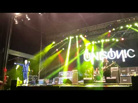 Unisonic - I want out live at Kavarna rock fest 2015