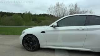 [4k] BMW M2 DKG vs BMW M3 E90 DKG Stage I ECU and exhaust in Ultra HD