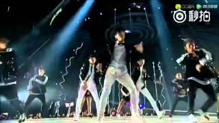 【TFBOYS 王俊凯】QQ音乐巅峰盛典TFBOYS精彩绝伦的舞蹈秀 搶鮮版【Karry Wang】