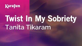 Karaoke Twist In My Sobriety - Tanita Tikaram *