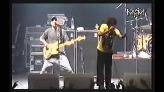 Rage Against The Machine - Bombtrack / Live in France 1996