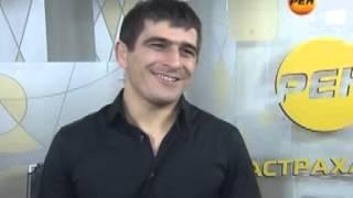 Астраханец Ахмед Алиев накаутировал американца Рича Кранкилтона в первом раунде