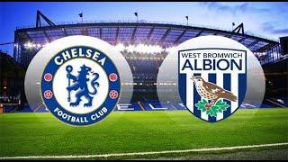 Челси Вест Бромвич Альбион Chelsea West Bromwich Albion Англия Премьер лига 30 й тур