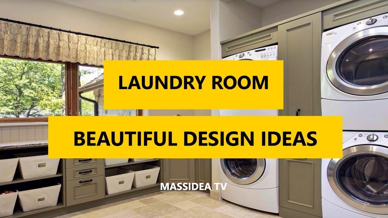50+ Beautiful U0026 Efficient Laundry Room Design Ideas 2018