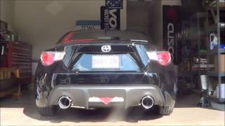 Deft Motion | Scion FR-S - HKS Legamax Exhaust