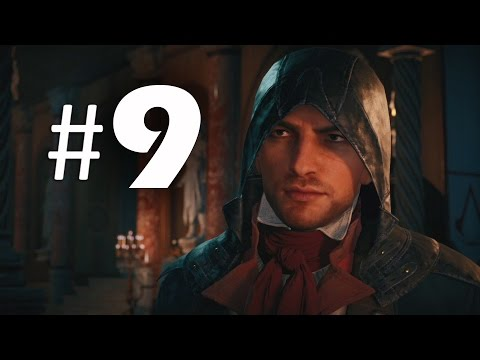 Assassin's Creed Unity Part 9 - Silversmith - Gameplay Walkthrough PS4