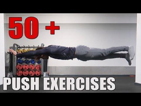50 PUSH UP VARIATIONS BEGINNER TO ADVANCED CALISTHENICS